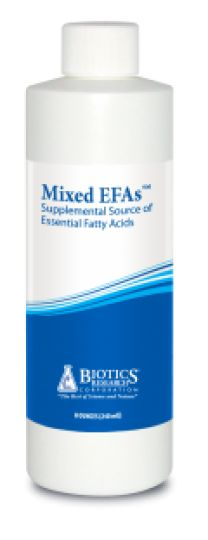 Mixed EFAs - For cell membrane integrity, Myelin Sheath protection, Autism Low platelet count, ADD/AHDD, Multiple Sclerosis (MS) and Muscular Dystrophy (MD), Lupus, some chronic viral infections and Chronic Fatigue.