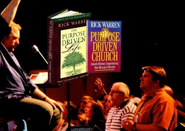 "THE PURPOSE DRIVEN HERESY: Has your church begun to say and do things that make you shake your head in confusion? Has your pastor suddenly changed your church to a ""campus""? Are Biblical terms like ""saved"" and ""lost"" no longer being used? If so, your church may be in the throes of a Purpose Driven takeover. Click to find out more. #NTEB http://www.nowtheendbegins.com/rick-warren-and-the-purpose-driven-plan-to-destroy-the-church-of-jesus-christ/"