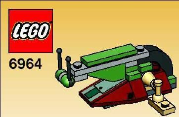 lego star wars boba fett ship instructions