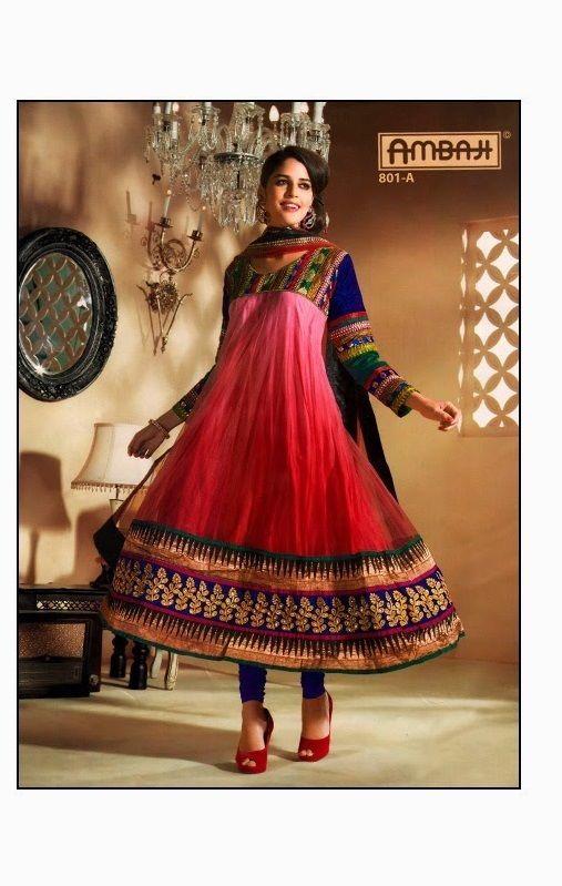 Designer Indian Suit Pakistani Kameez Ethnic Salwar Anarkali Bollywood Dress New #TanishiFashion