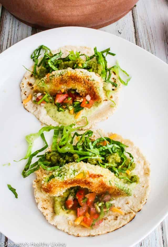 Pan Roasted Cod Fish Tacos Recipe With Images Roasted Cod Fish Tacos Tasty Vegetarian Recipes