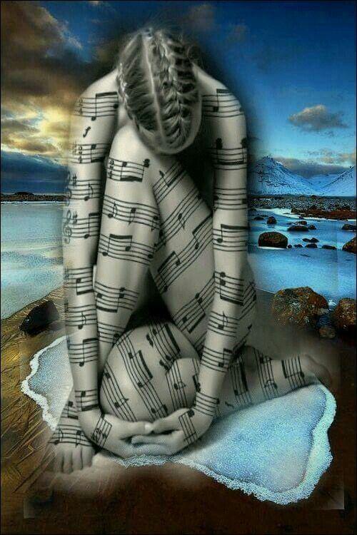 La musica aiuta a non sentire dentro il silenzio che c'è fuori.  - Johann Sebastian Bach