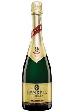 #Vin_mousseux Henkell Trocken. #Noel #party