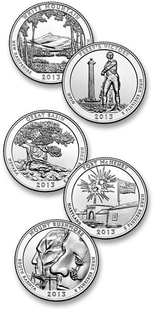 America the beautiful quarters program with free lesson plans and worksheets from the US Mint