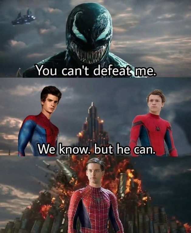 Pizza Time Spiderman Meme : pizza, spiderman, Memes, Anyone, Tobey, Maguire's, Spider-Man, Funny, Marvel, Memes,, Superhero, Avengers