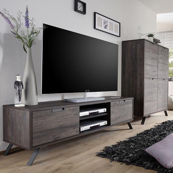 Ensemble meubles TV moderne MALLORCA 3