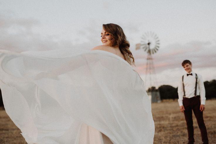 Culcairn Wedding   Riverina Wedding Photographer