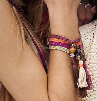 Bracelet crocheté | Veritas BE
