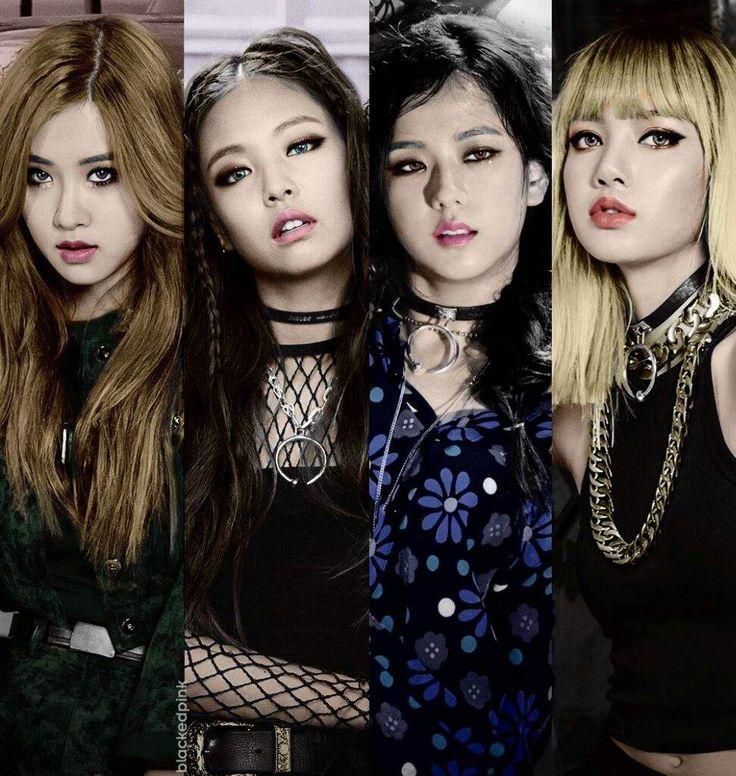 Conheça BLACKPINK   •Kpop• Amino