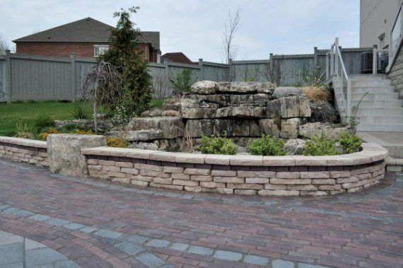 1000 Images About Beautify Your Garden With Pavers