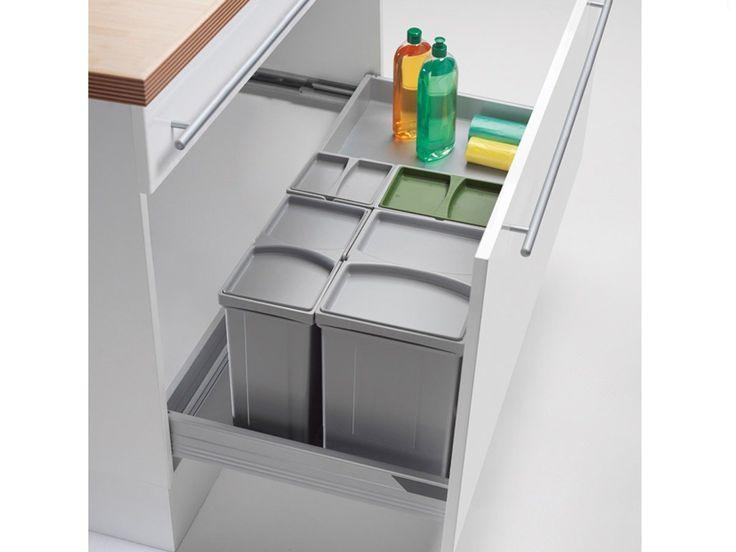 Wesco Pullboy Vario Küchenmülleimer Mülleimer