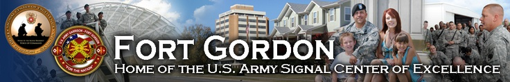 Ft. Gordon, Augusta, Georgia Home of the Army Signal Corp 447th Signal AIT Fall '97