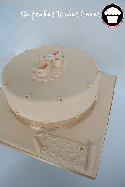 Julians Communion Cake | Flickr - Photo Sharing!