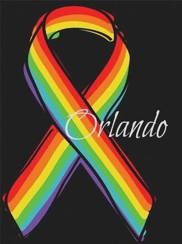Orlando shooting pulse #thoughtswithorlando