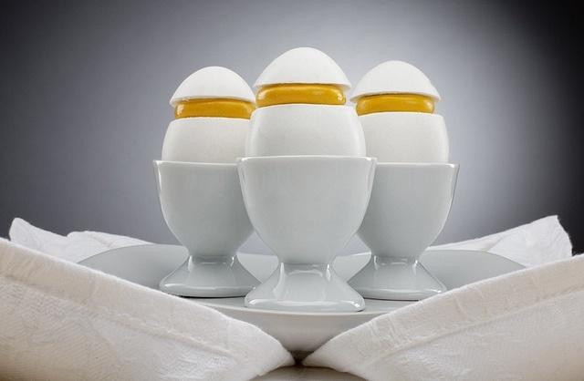 Scrambled Egg With Turkey Sausage, Sun-Dried Tomatoes & Basil Recipe ...