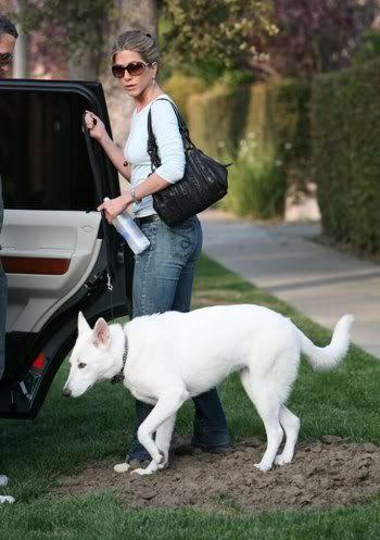 Jennifer Aniston & Dolly