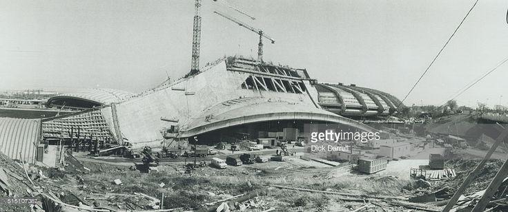 Olympics - (1976) - Montreal - Olympic Stadium