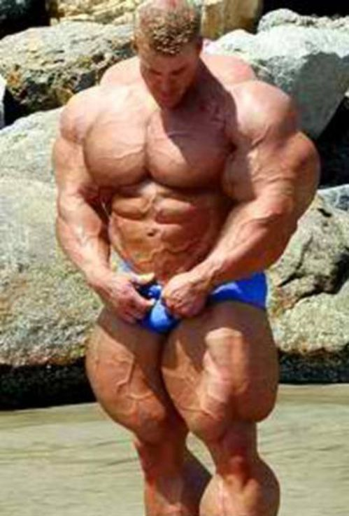 25 insane bodybuilding photos