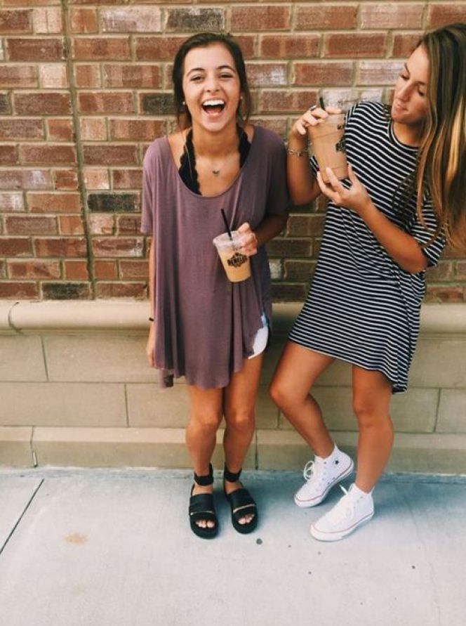 20 Outfit Ideas For Your First Day Of University