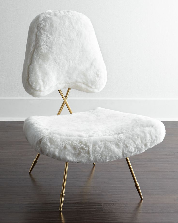 Furry seat