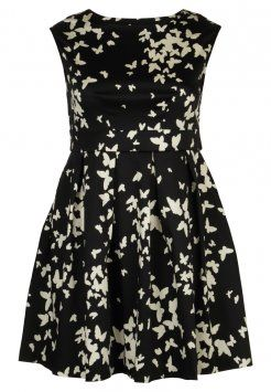 Closet Curves - Korte jurk - black