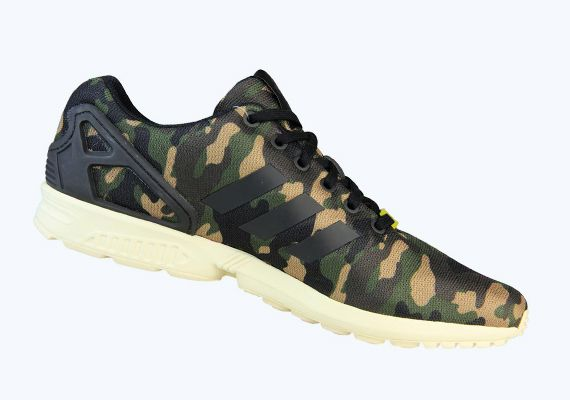adidas zx flux foot locker europe exclusives 1 adidas ZX Flux Camo, Firewood, and More