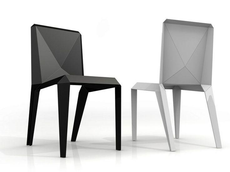 Aluminium chair LINGOTTO | Chair - altreforme