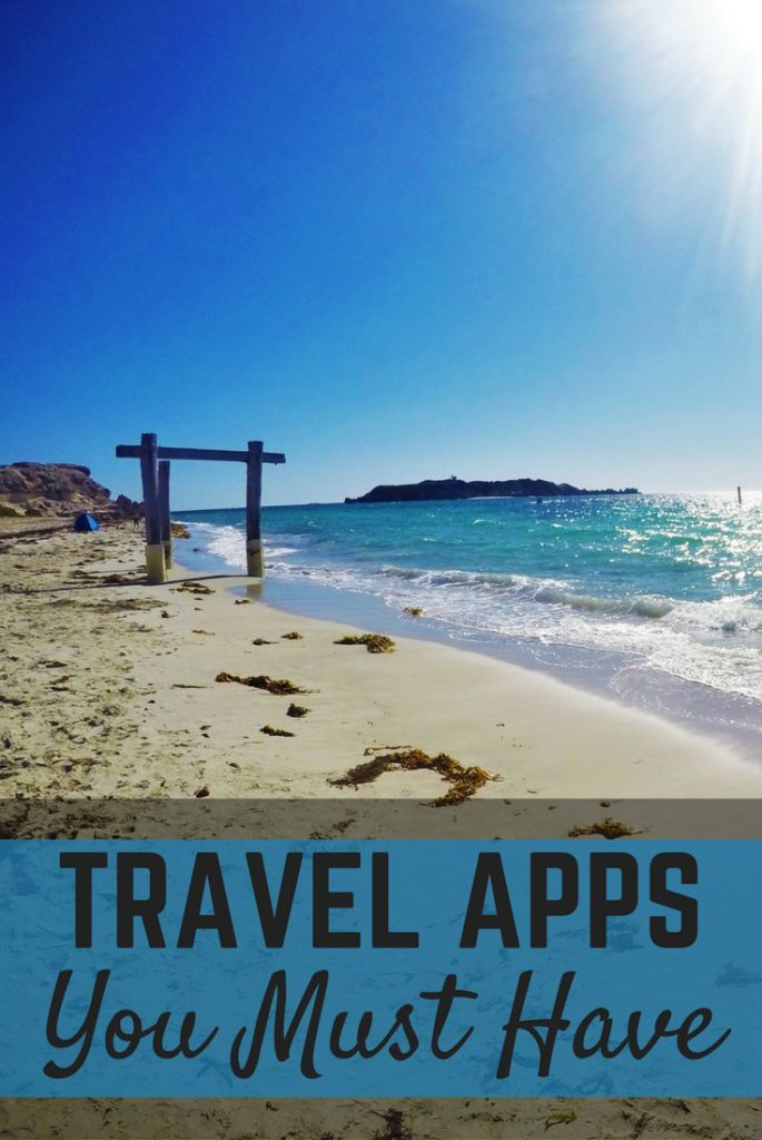 9 Travel apps you must have for your next trip!
