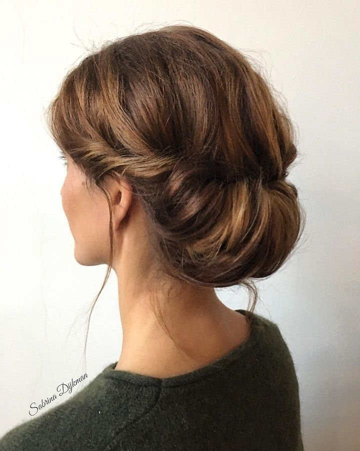 Beautiful Updo Wedding Hairstyle To Inspire You: 683 Best Everyday Hairstyles Images On Pinterest