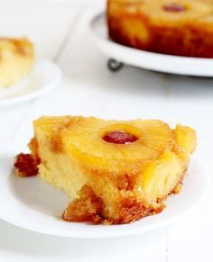 This recipe for gluten free pineapple upside down cake serves up the old-fashioned super moist classic cake that everyone loves. http://glutenfreeonashoestring.com/gluten-free-pineapple-upside-down-cake/
