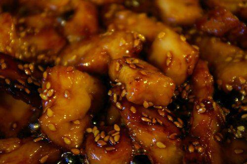 Honey Walnut Chicken Recipe |Chinese Food Recipes 中餐食谱