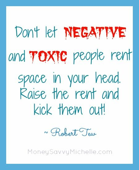 How To Deal With Difficult & Toxic People