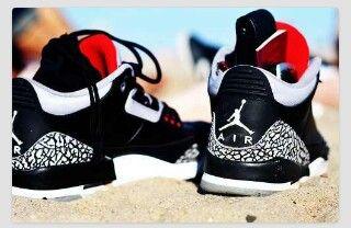 I want these Jordans!