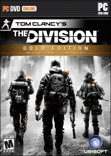 Tom Clancy's The Division Gold Edition - Windows, Multi