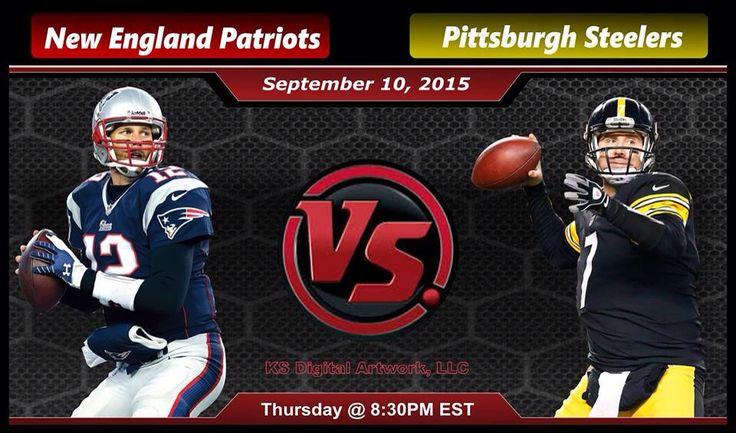 Pats vs Steelers