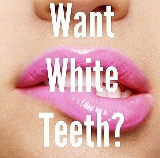 Do you want whiter #teeth? If you answered yes, #d…