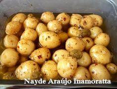 Receita de Nayde  Araújo Inamoratta       Se você copiar esta receita para um arquivo pessoal, ou para publicar na internet, não esqueça ...