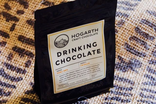 New Drinking Chocolate - Hogarth Craft Chocolate