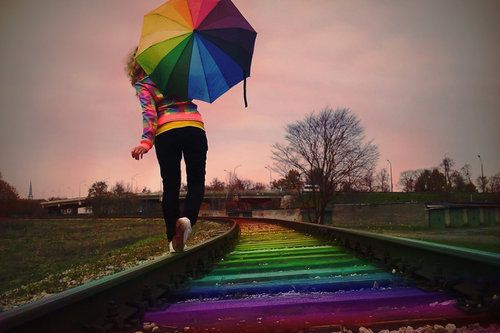 Porque quando você parar e olhar, sua vida é um presente maravilhoso!