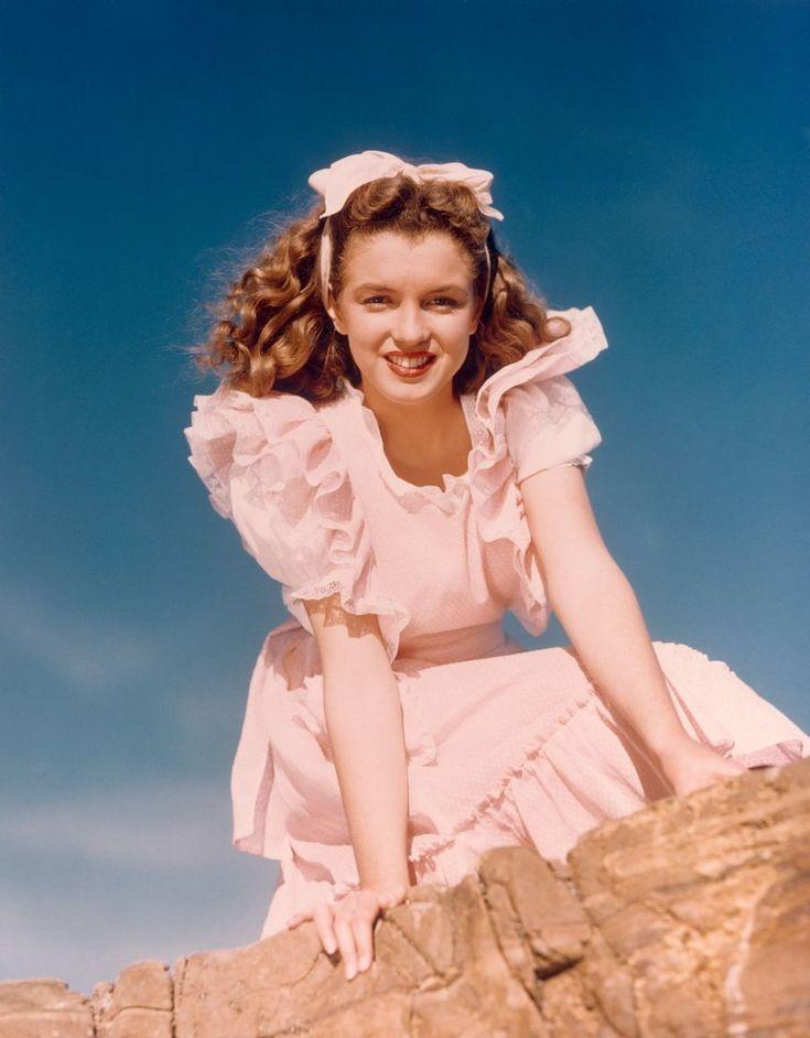 Jak šel čas s Marilyn Monroe: Fotky, které jste ještě neviděli - Žena.cz - magazín pro ženy