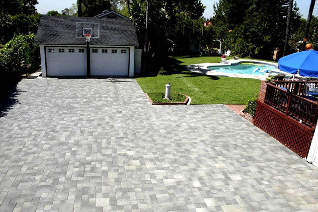 Basketball Lines For Driveway Backyard Pinterest
