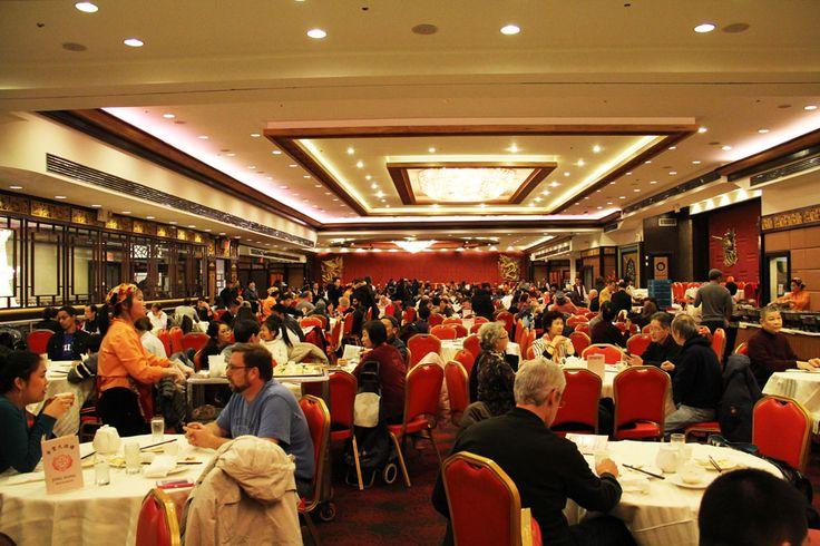 Inside New York's Biggest Chinese Restaurant   http://luckypeach.com/inside-new-yorks-biggest-chinese-restaurant/