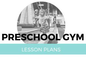 Funky, Fresh Preschool Gymnastics Lesson Plans