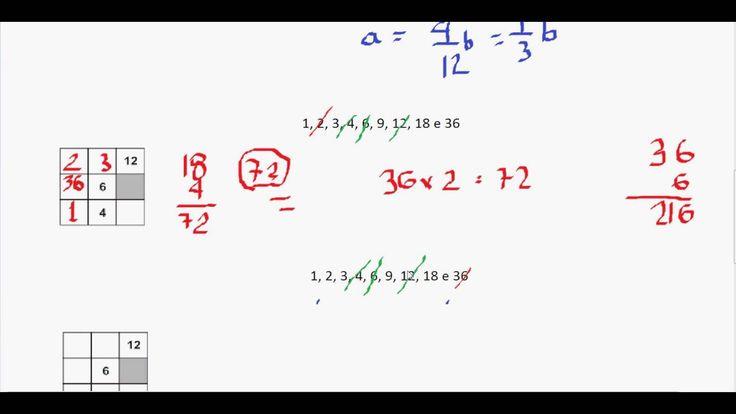 Curso de Raciocínio Lógico Sequência números Quadrado mágico Teste psico... https://youtu.be/tBIijaJdCG4