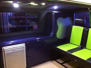 T5 camper camper van and campers on pinterest for Vw t4 interior designs