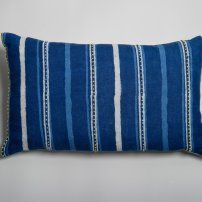 Dabu Stripe #Repost #pillow #cushion #blue #blueandwhite #classic #style #fabric #embroidery #design #interiors #style #color #interiordesign #lifestyle #decorating #pattern  #home #homedecor #decor #custom #luxe #luxury #bedroom #texture #sofa #interiordesigner #designer #designerliving #newyork #NYC #newyorkcity