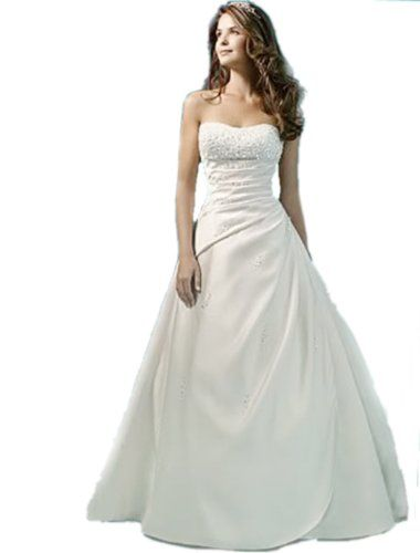 TW16 IVORY/ white size 8-24 wedding reception bride evening dresses party full length prom gown ball (22, White) LondonProm http://www.amazon.co.uk/dp/B00GJW6LPG/ref=cm_sw_r_pi_dp_LdWStb1TAC9BTYTC
