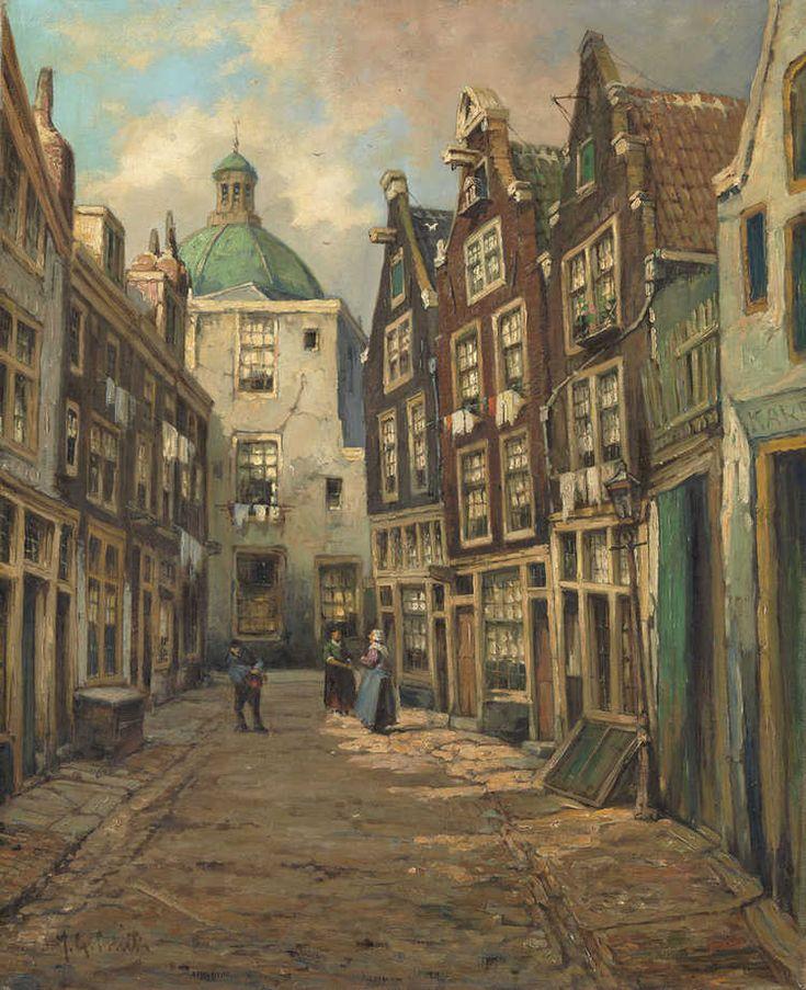 Er zijn veel grappige straatnamen te vinden in Amsterdam zoals de Blinde Katersteeg, de Dolle Begijnensteeg of de Openhartsteeg. Welke vind jij de gekste? Lees in deze #020today waar je kunt stemmen: http://hart.amsterdammuseum.nl/nl/page/52825