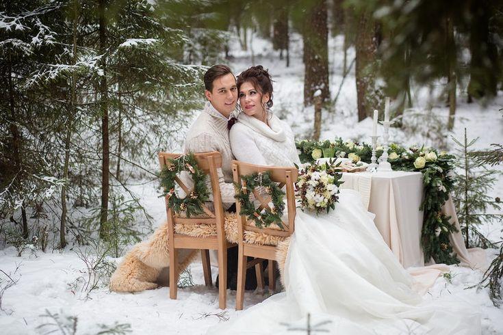 Wedding in St. Petersburg, Finland