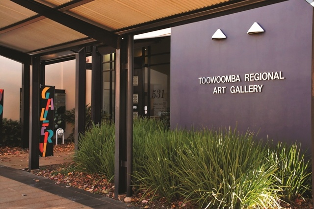 Visit Toowoomba's Regional Art Gallery while in town for the Carnival of Flowers